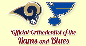 Alizadeh Schreiner Orthodontics Official Orthodontist of St. Louis Rams and Blues